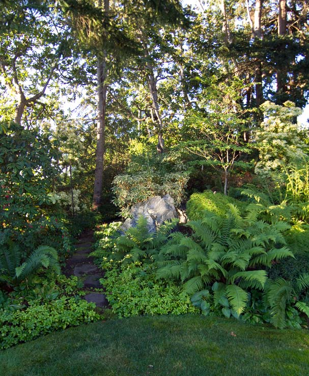 Residential Landscaping Upland : Upland gates rusnak gallant ltd