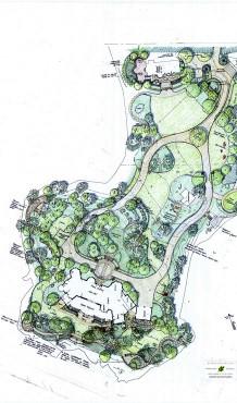Towner Park - Plan