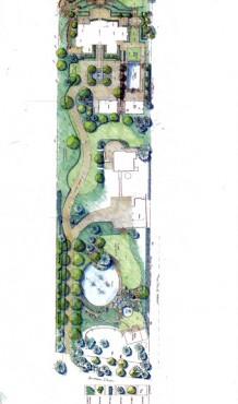 Ardmore Hall - Plan