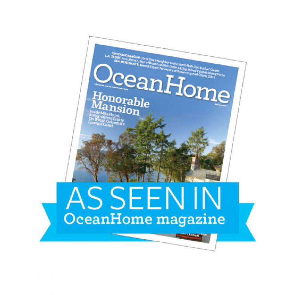 Ocean Home – April/May Cover story